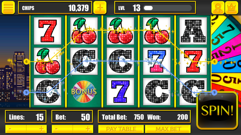 Slots Champion Big Wheel Slot Machine