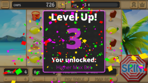 Slots Champion Level Up to Unlock New Features